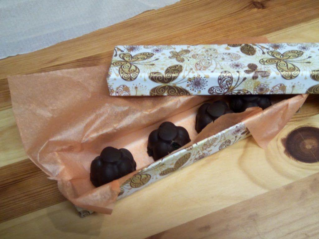 bombones afrodisiacos de amarula