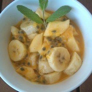 ensalada tropical afrodisíacos