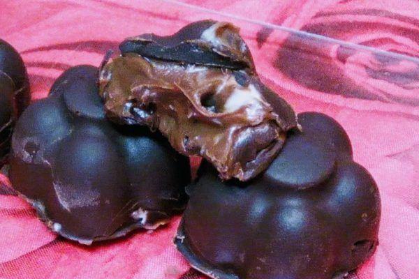 bombones afrodisiacos de nutella
